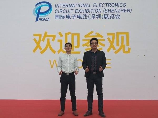 广东黑金刚应邀参加2019年国际电子电路(深圳)展览会