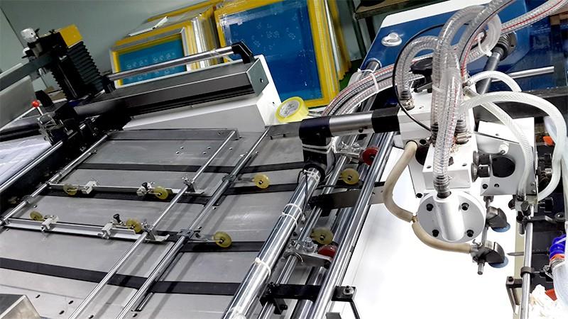机械手自动送料滤清器拉伸--应用案例视频--