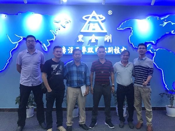热烈欢迎越南客户莅临我司参观考察洽谈业务