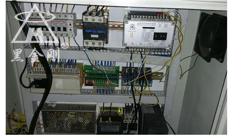 佛山市顺德区某家用电器制造与叠料检测器合作案例