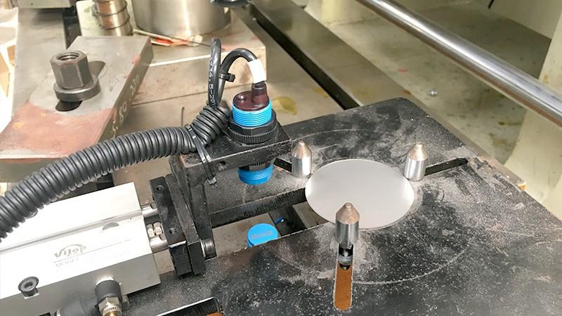 佛山某金属包装公司双张检测器合作案例