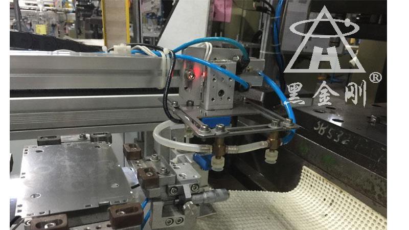 广东东莞某五金工厂与黑金刚双料检测器合作案例