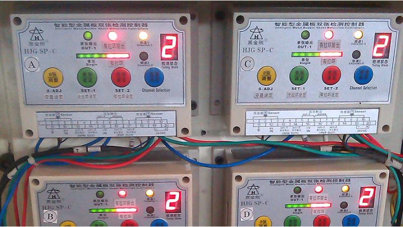河北金属包装客户,黑金刚HJG.SP-C检测盖子重叠成功合作案例