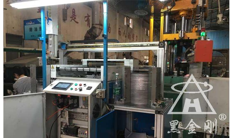 广东中山市家电制造行业双料重叠检测器合作案例