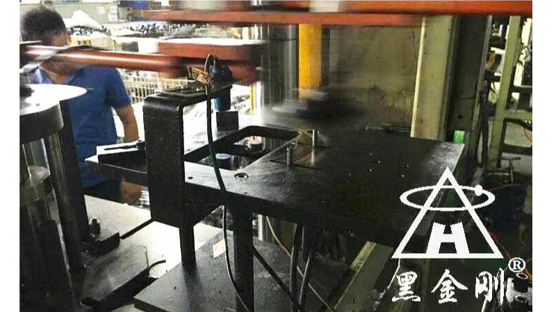 某佛山汽车行业滤清器金属板双张检测器