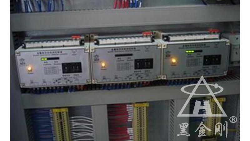 广州机器人设备制造某企业黑金刚双料检测器合作案例
